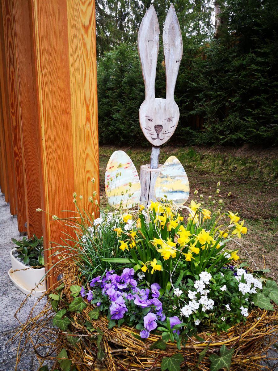 wielkanocne dekoracje - Moje Ogrody Lublin