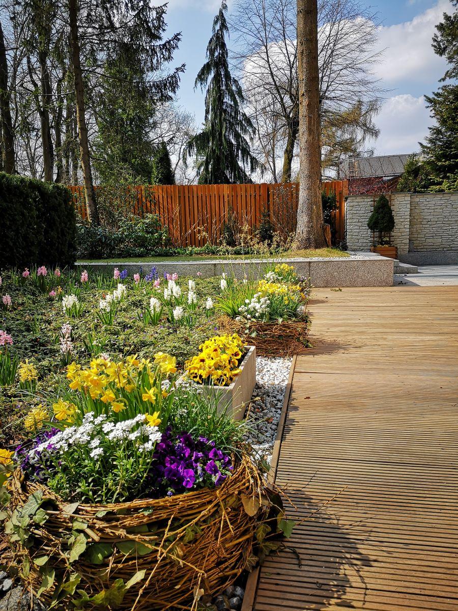 ogrody Lublin - dekoracja ogrodu