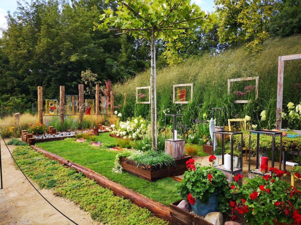 ogród pokazowy lublin
